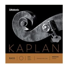 Kaplan Double Bass D string