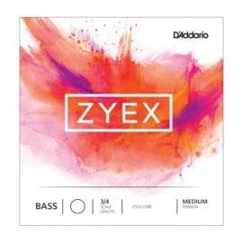 Zyex Double Bass A string