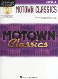 Motown classics (violin, viola or cello)