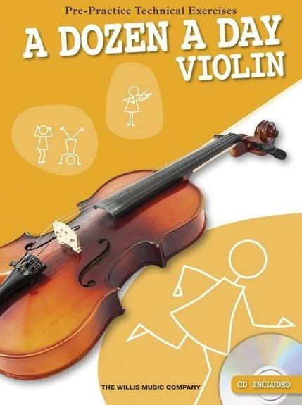 Dozen a day violin