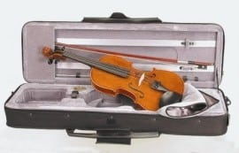 Stentor Conservatoire viola outfit
