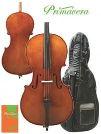 Primavera 200 cello outfit small