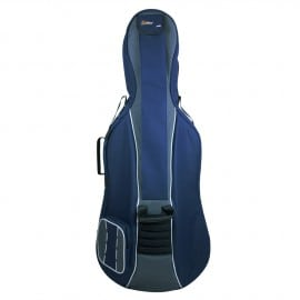 classic padded cello bag offering extra protection
