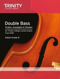Double Bass Scales, Arpeggios & Studies