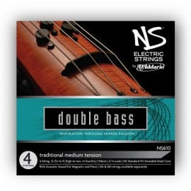 D'Addario NS Electric traditional Double Bass string set