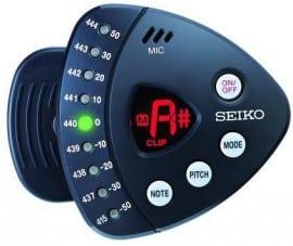 Seiko STX1N clip-on tuner
