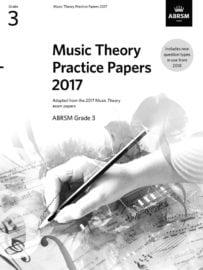 ABRSM Music Theory past paper Grade 3