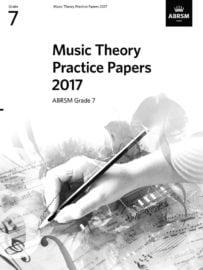 ABRSM Music Theory past paper Grade 7