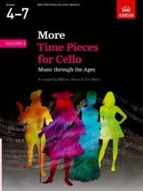More Time Pieces for Cello Volume 2
