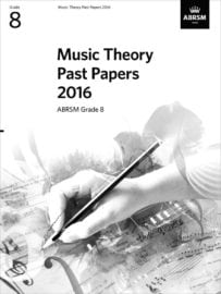 ABRSM Theory past paper grade 8 2016