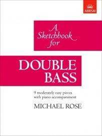 Sketchbook for Double Bass