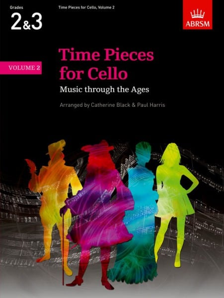 Time Pieces for Cello Volume 2