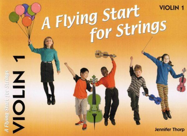 Flying start for strings Violin book 1