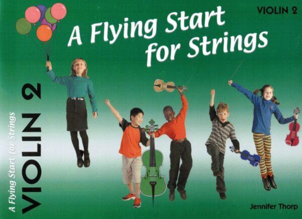 Flying start for strings Violin book 2