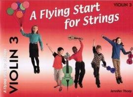 Flying start for strings Violin book 3