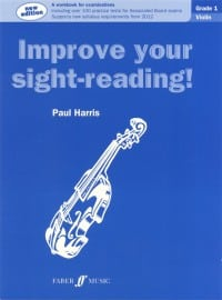 Improve your sight reading! Violin Grade 1