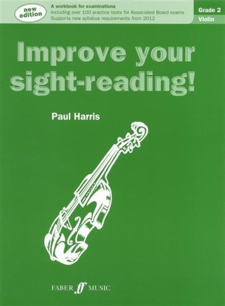 Improve your sight reading! Violin Grade 2