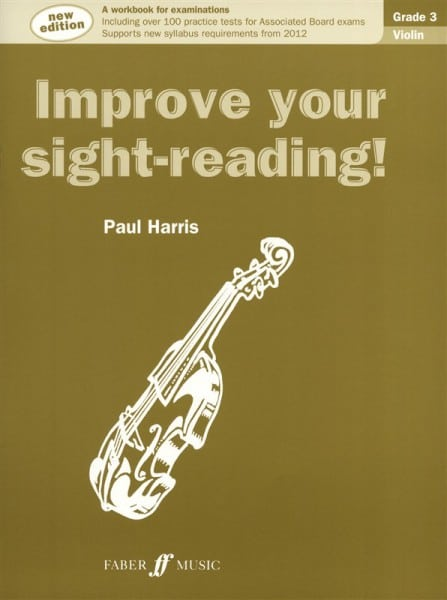 Improve your sight reading! Violin Grade 3