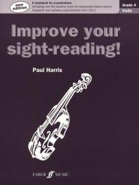 Improve your sight reading! Violin Grade 4