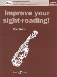 Improve your sight reading! Violin Grade 5