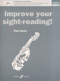 Improve your sight reading! Violin Grade 6