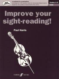 Improve your Sight Reading Cello Grades 4-5