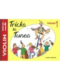 Tricks to Tunes Violin 1