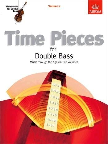 Time Pieces vol.1 for Double Bass