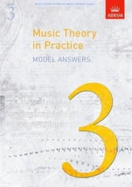 Music Theory in Practice Grade 3 Model Answers