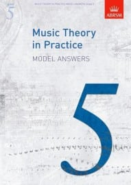 Music Theory in Practice Grade 5 Model Answers