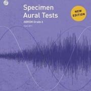 ABRSM Specimen Aural Tests Grade 6