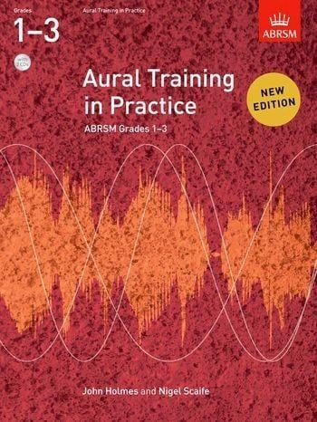 Aural training in practice 1-3 ABRSM