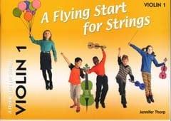 Flying start for strings violin 1