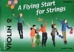 Flying start for strings violin 2