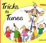 Tricks to tunes violin book