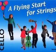 Flying start for strings duet book