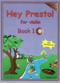 Hey Presto! for Violin Book 1