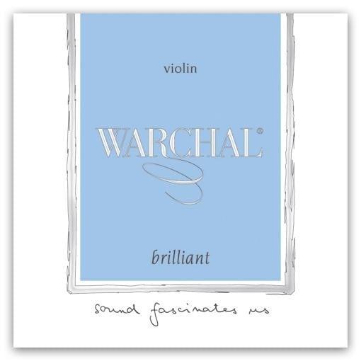 Warchal Brilliant Violin D string