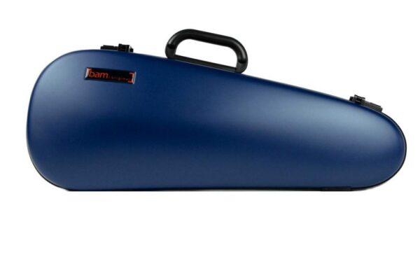 BAM Hightech Cabin Violin case navy blue