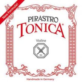 Pirastro Tonica violin strings set