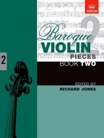 Baroque Violin Pieces book 2
