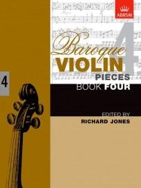 Baroque Violin Pieces book 4