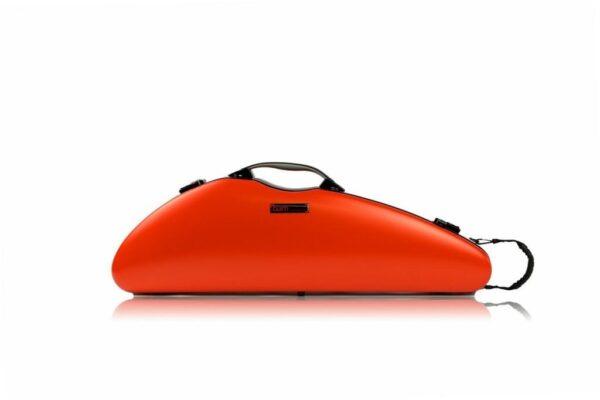 BAM Hightech Slim Orangey violin case