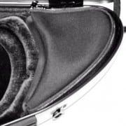 BAM Hightech SLIM (white) violin case