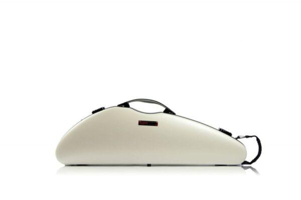 BAM Hightech Slim White violin case