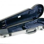 BAM Hightech contoured (Tweed) violin case