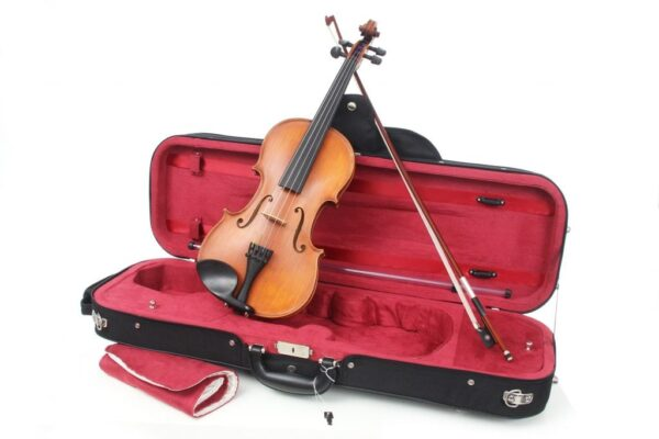Caswells Maestro violin outfit