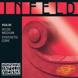 Infeld Red Violin string set