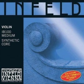 Infeld Blue Violin string set