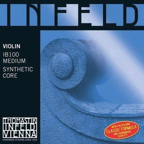 Infeld Blue Violin string set